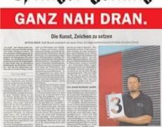 ARS SIGNI in der Eßlinger Zeitung