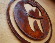 Cortenstahl Logo